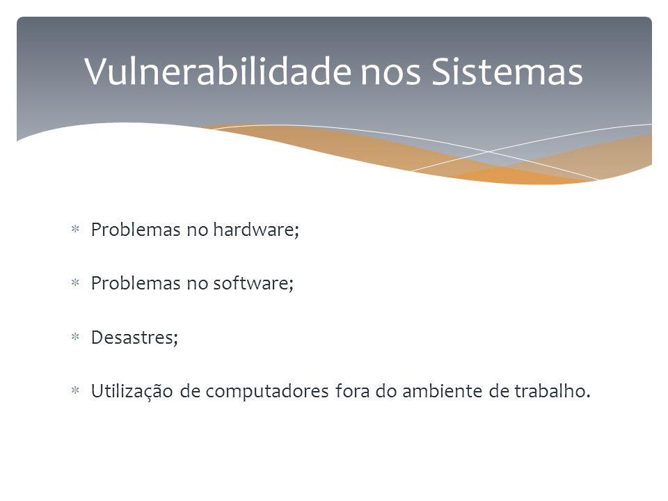 Vulnerabilidade nos Sistemas