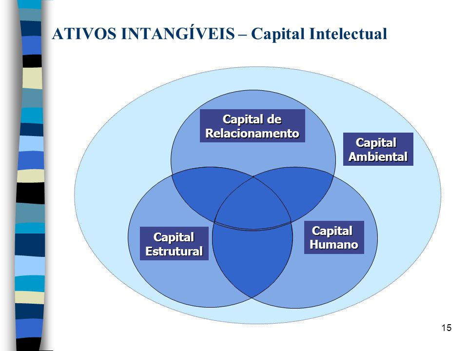 ATIVOS INTANGÍVEIS – Capital Intelectual