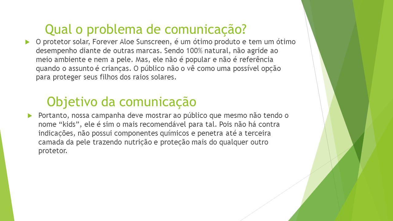 Qual o problema de comunicação