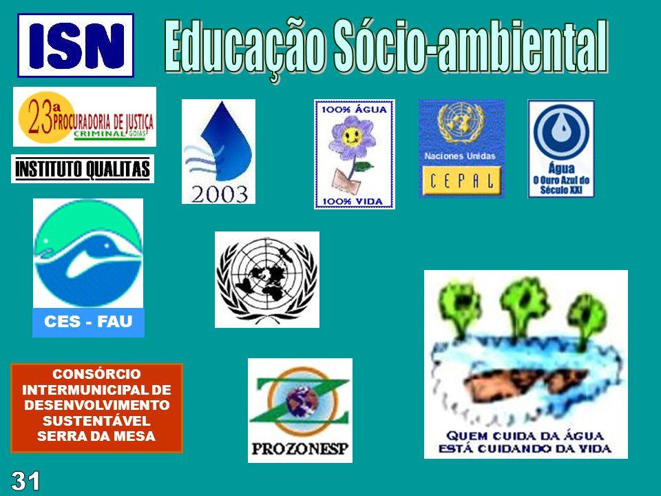 31 Educação Sócio-ambiental CES - FAU