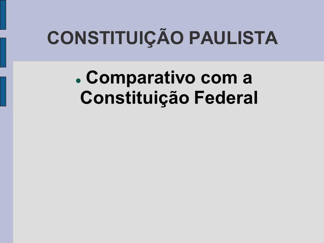 CONSTITUIÇÃO PAULISTA