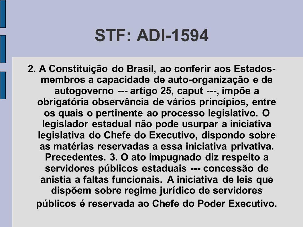 STF: ADI-1594