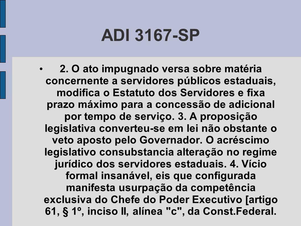 ADI 3167-SP
