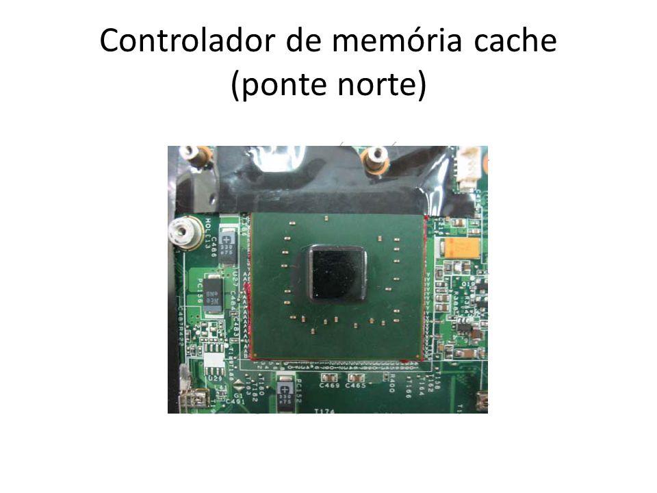 Controlador de memória cache (ponte norte)