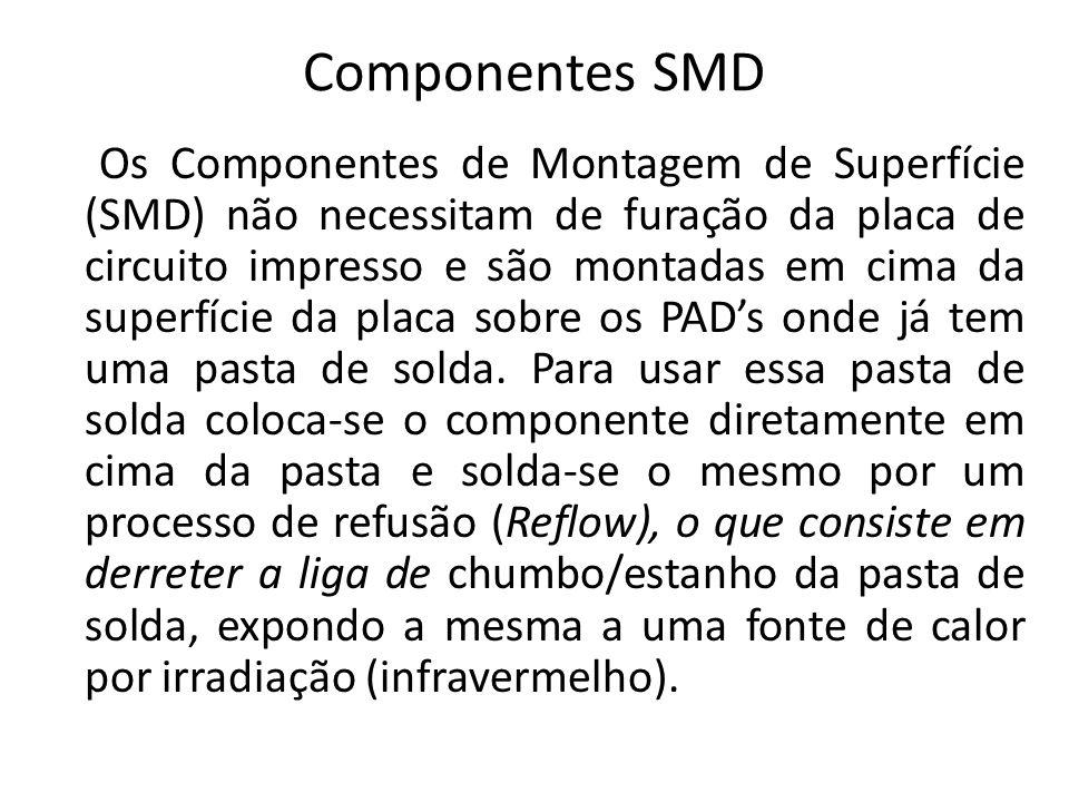Componentes SMD