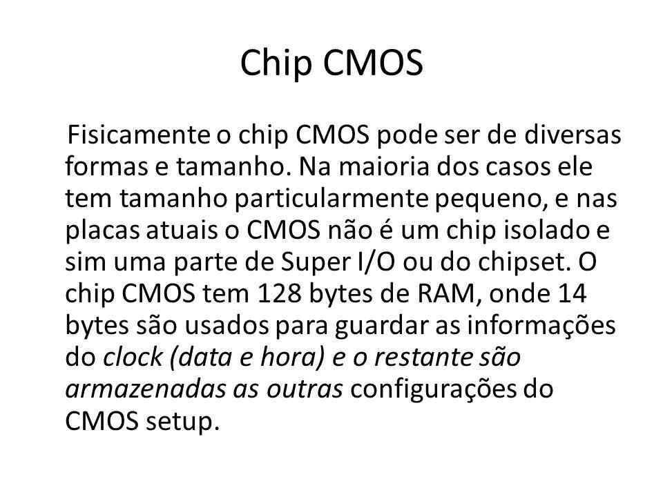 Chip CMOS