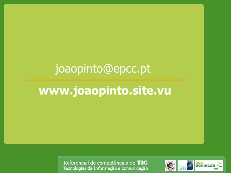 joaopinto@epcc.pt www.joaopinto.site.vu