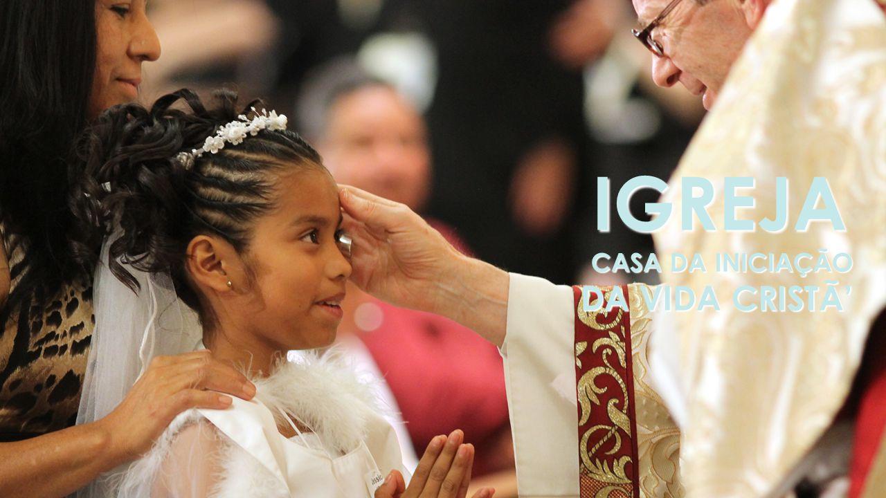 IGREJA CASA DA INICIAÇÃO DA VIDA CRISTÃ'