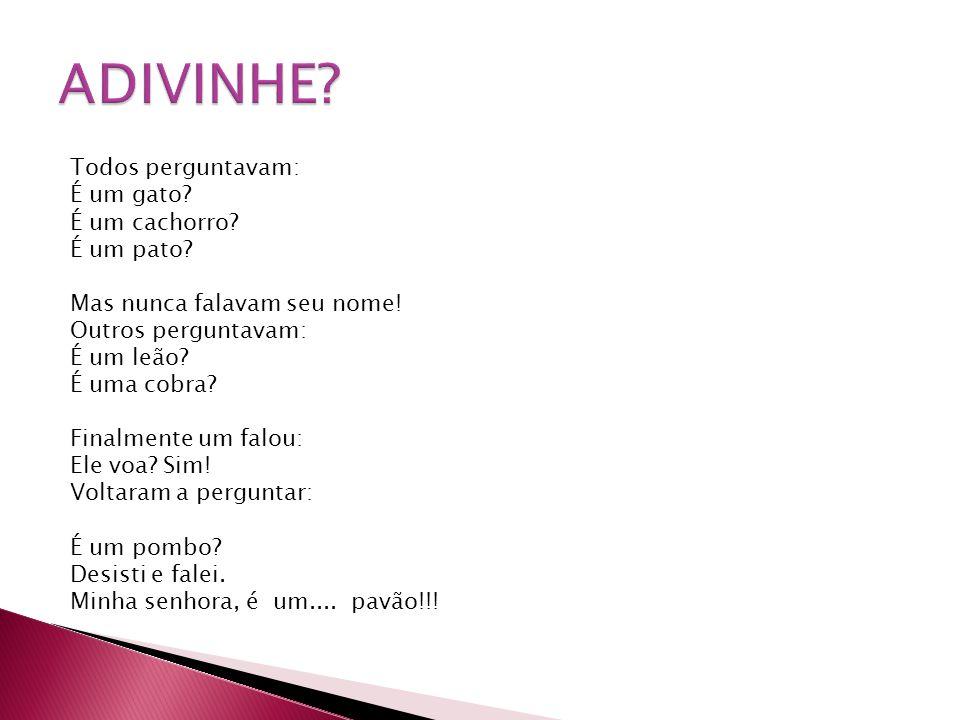 ADIVINHE