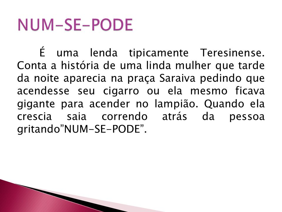 NUM-SE-PODE