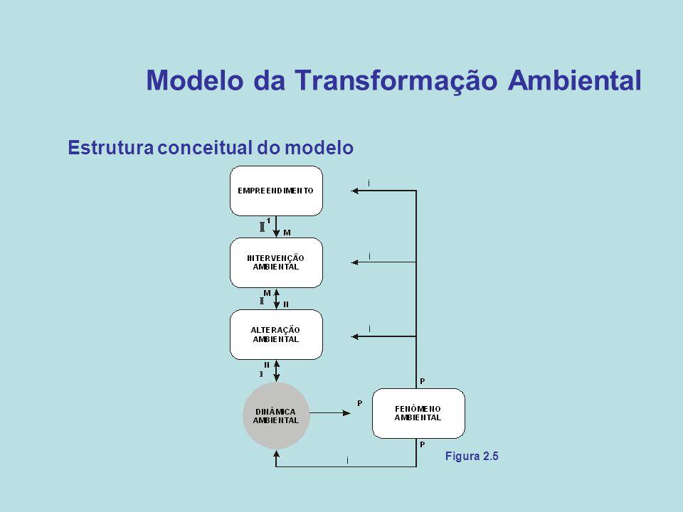 Modelo da Transformação Ambiental