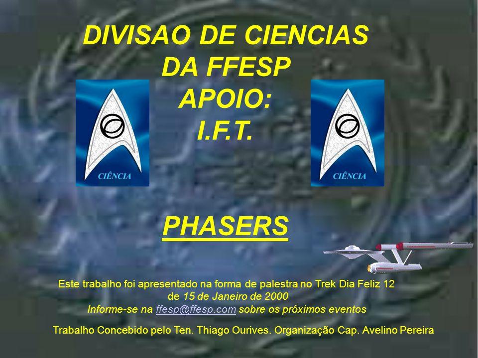 DIVISAO DE CIENCIAS DA FFESP