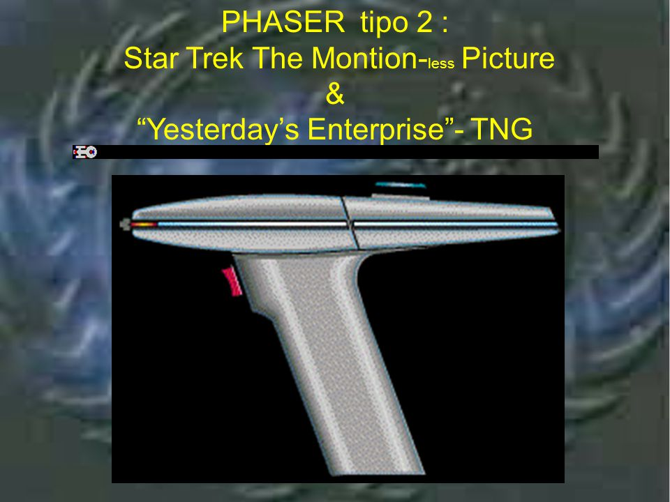 Star Trek The Montion-less Picture & Yesterday's Enterprise - TNG