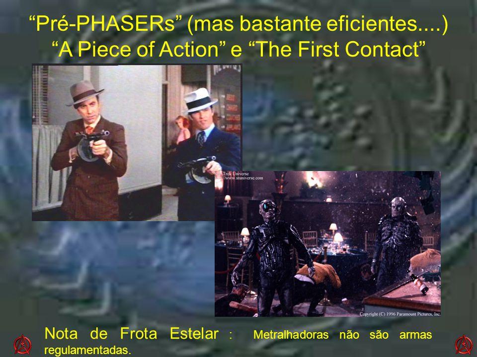 Pré-PHASERs (mas bastante eficientes....)