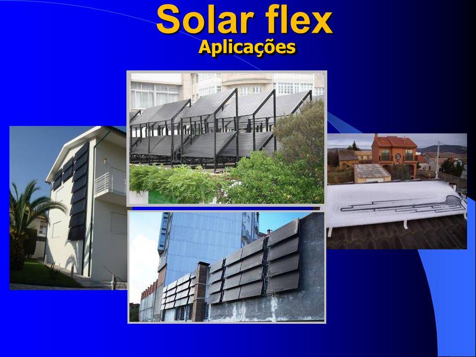 Solar flex Aplicações