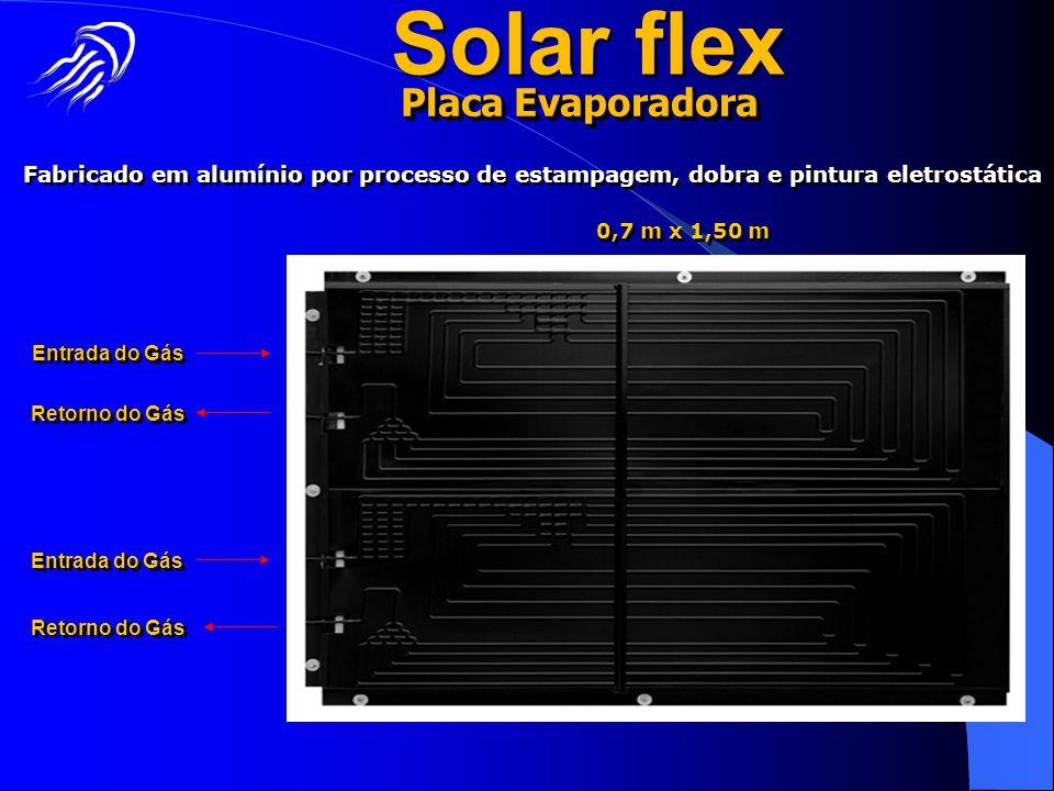 Solar flex Placa Evaporadora
