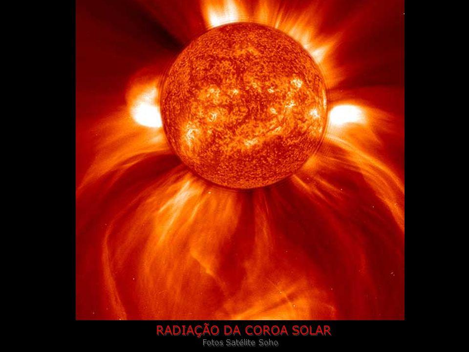 RADIAÇÃO DA COROA SOLAR
