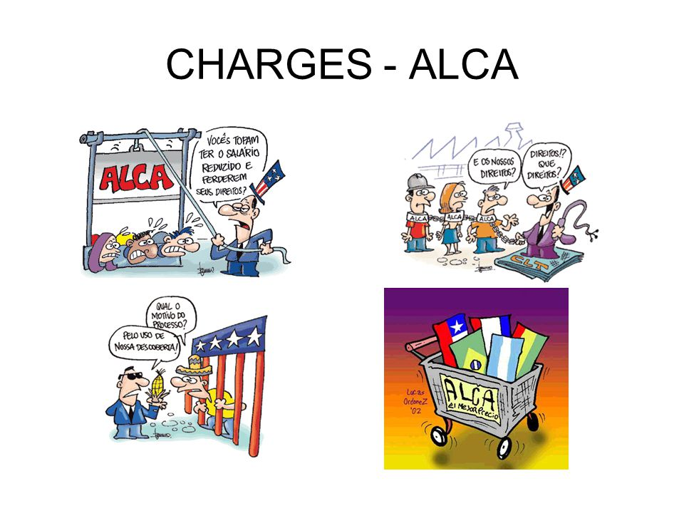 CHARGES - ALCA