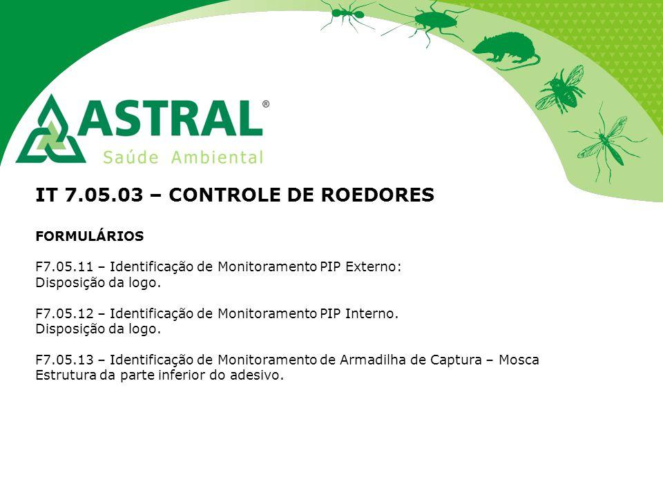 IT 7.05.03 – CONTROLE DE ROEDORES