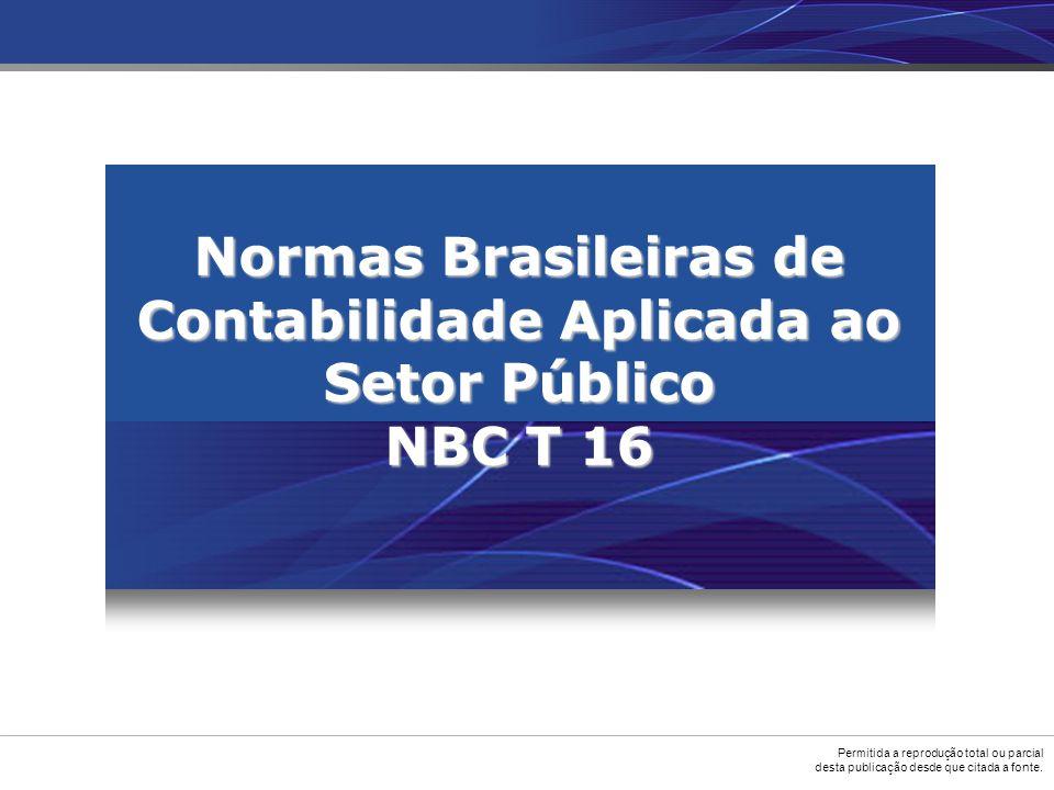 Normas Brasileiras de Contabilidade Aplicada ao Setor Público