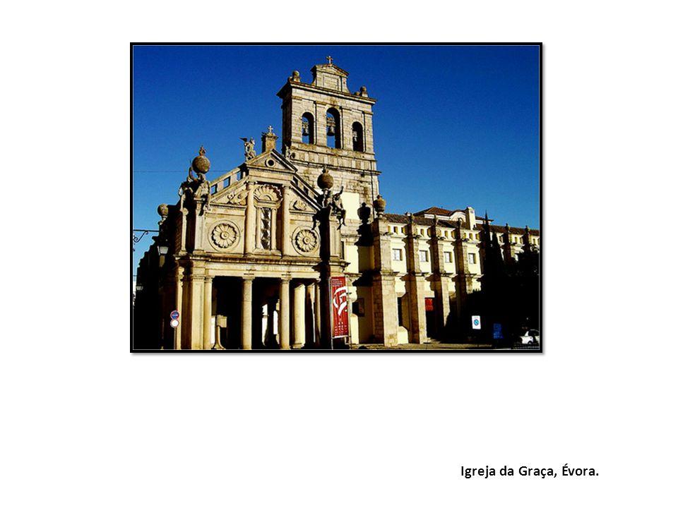 Igreja da Graça, Évora.