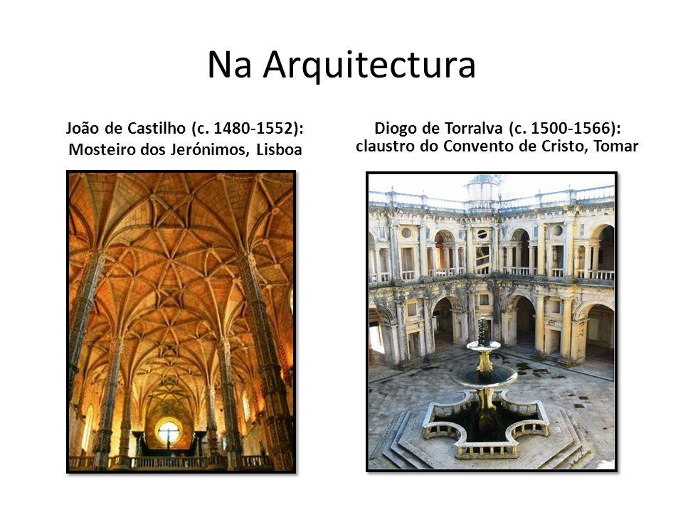 João de Castilho (c. 1480-1552): Mosteiro dos Jerónimos, Lisboa
