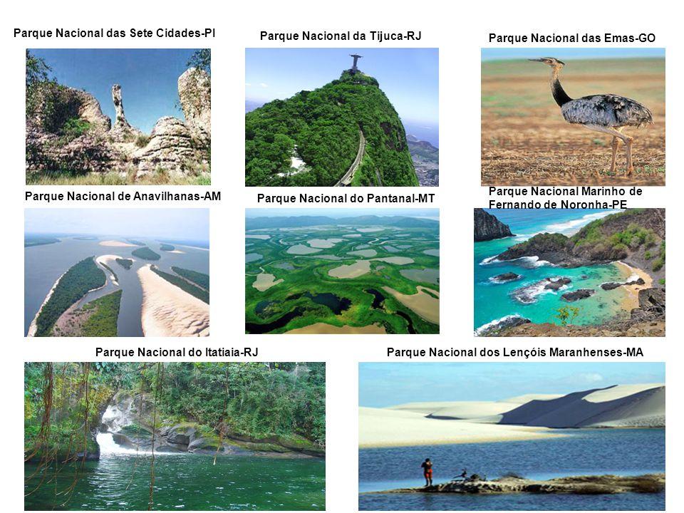 Parque Nacional das Sete Cidades-PI