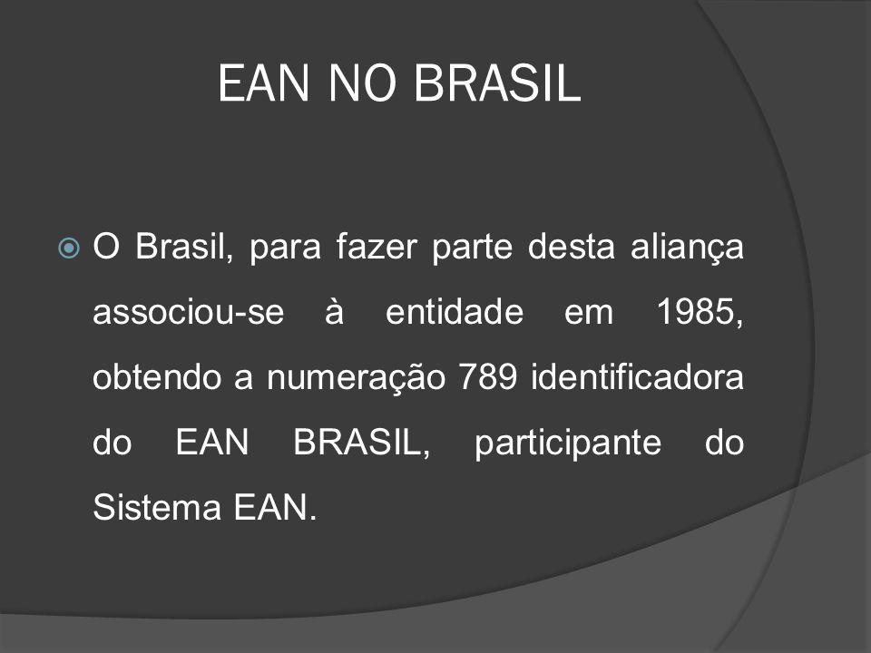 EAN NO BRASIL