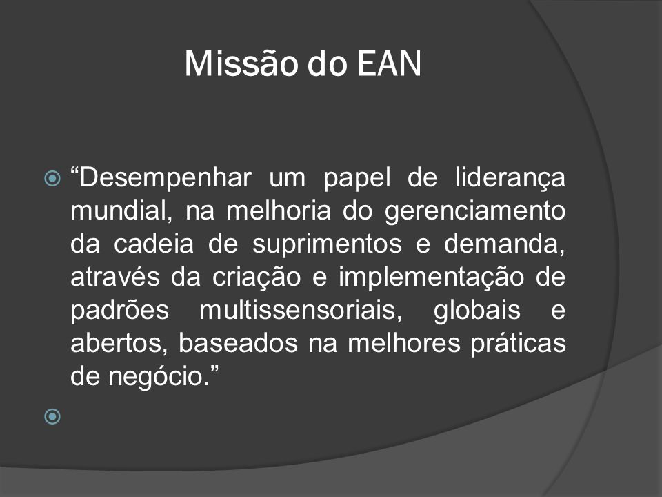 Missão do EAN