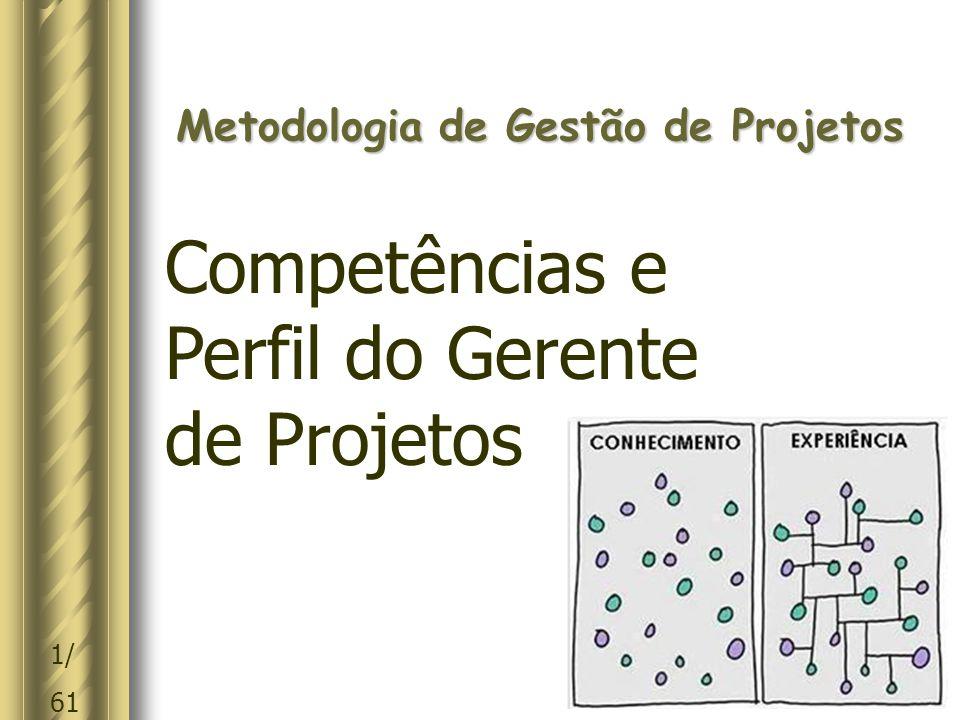 Metodologia de Gestão de Projetos