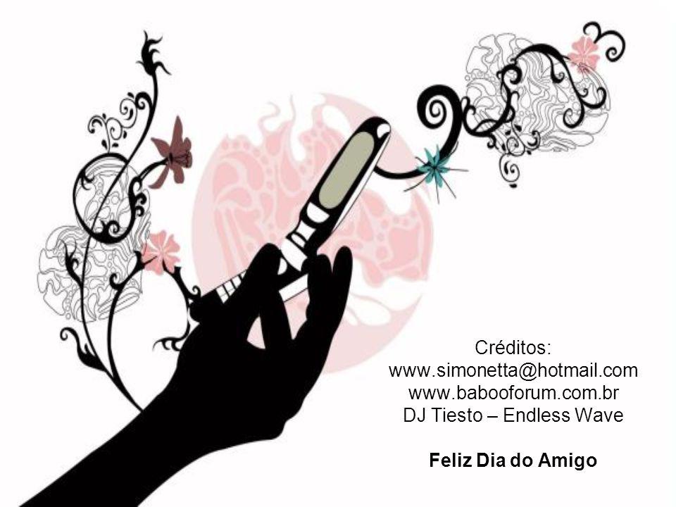 Créditos: www. simonetta@hotmail. com www. babooforum. com