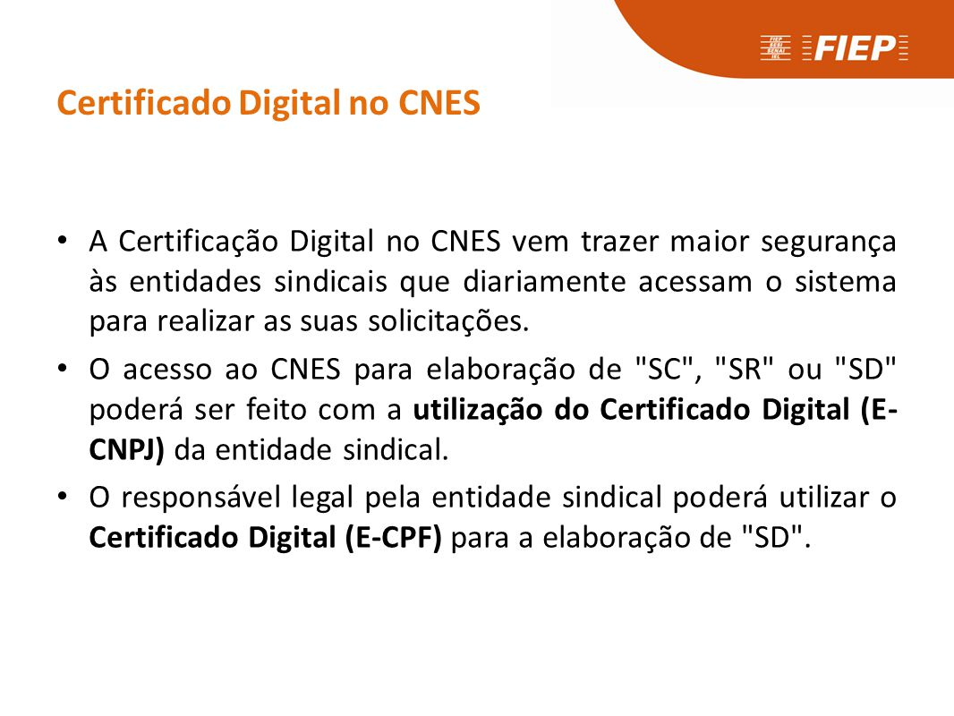 Como adquirir um Certificado Digital