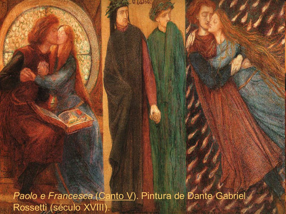 Paolo e Francesca (Canto V)