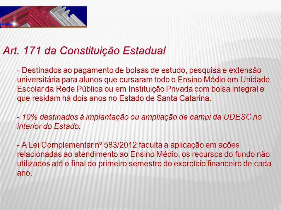 Art. 171 da Constituição Estadual