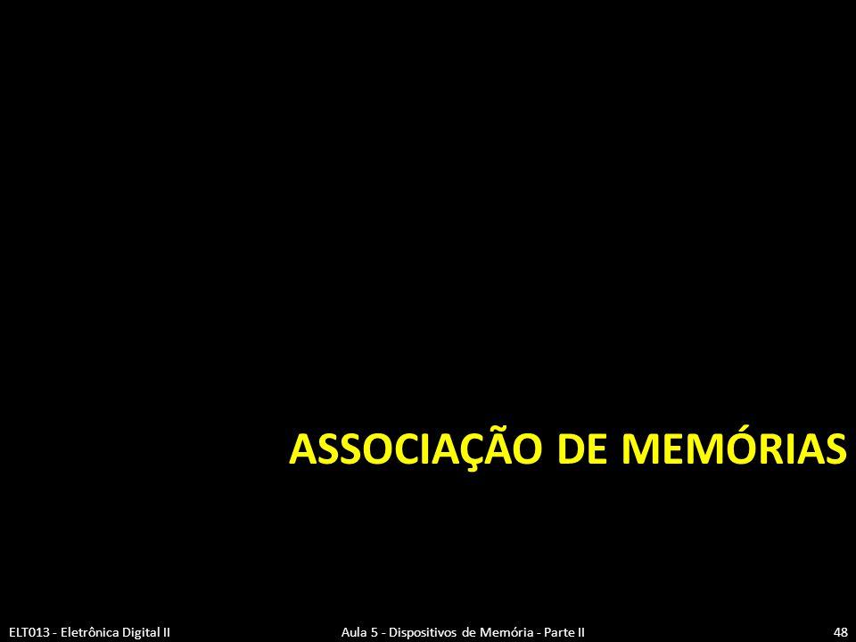 Associação de Memórias