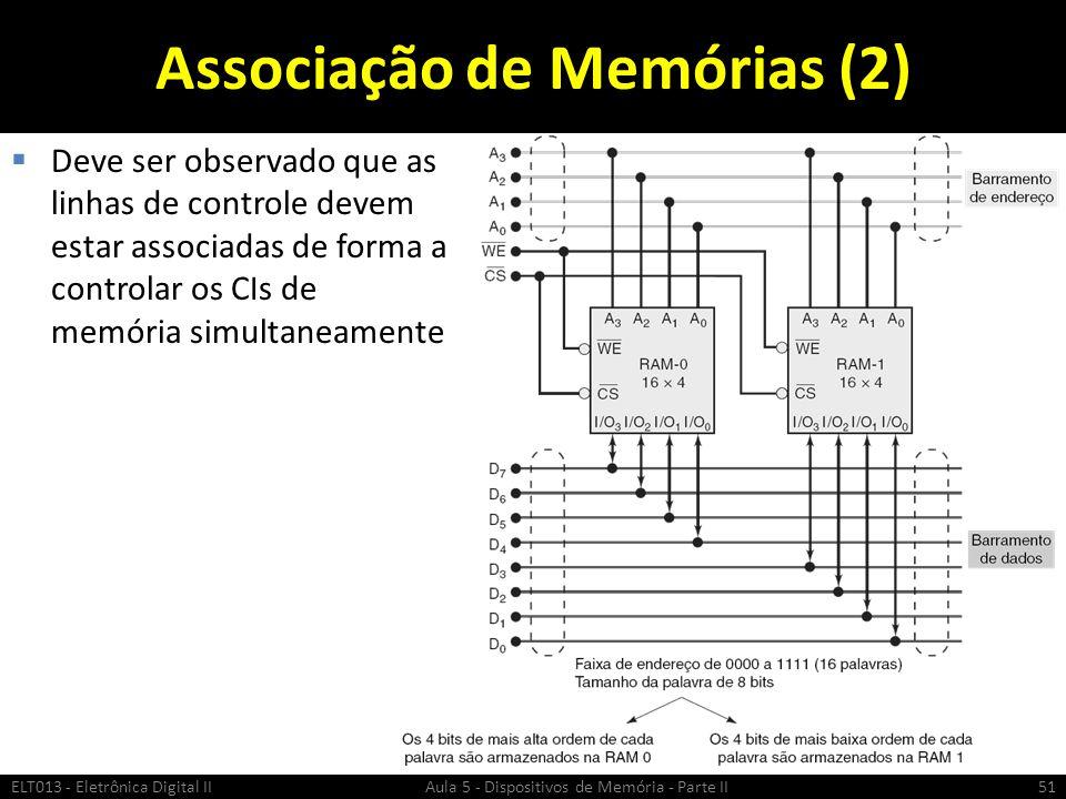 Associação de Memórias (2)