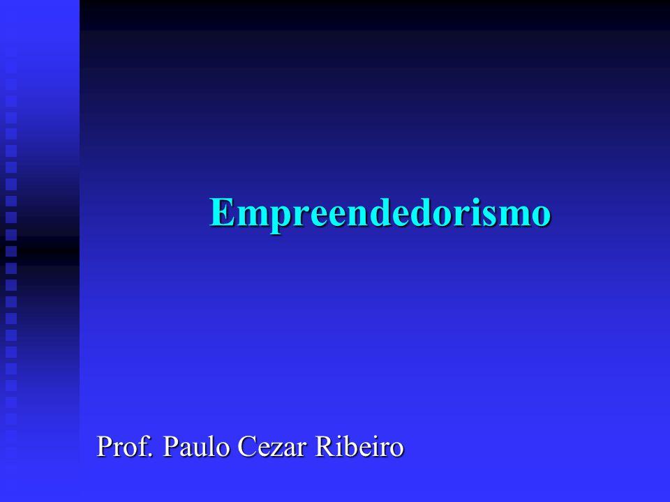 Prof. Paulo Cezar Ribeiro