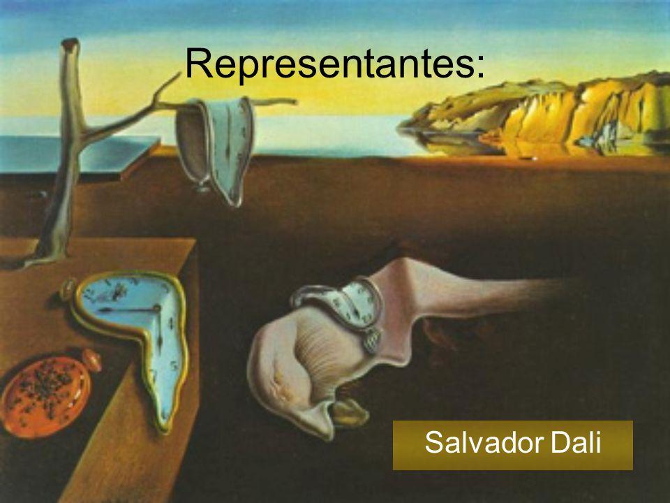 Representantes: Salvador Dali