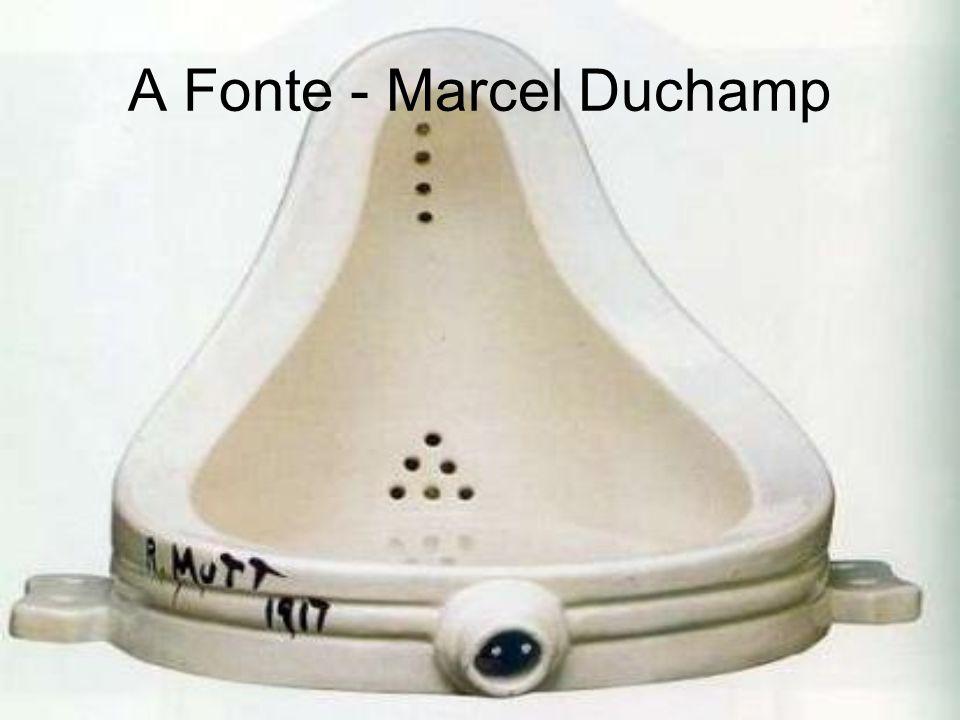 A Fonte - Marcel Duchamp