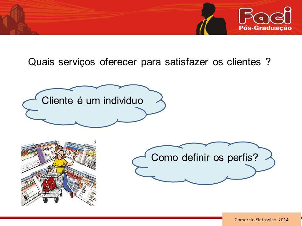 Quais serviços oferecer para satisfazer os clientes