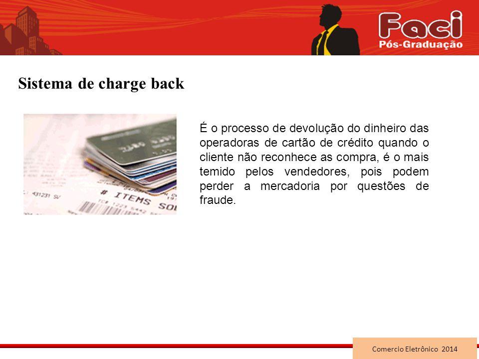 Sistema de charge back