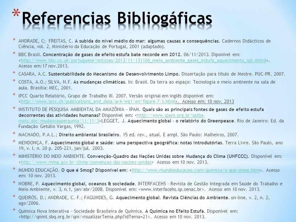 Referencias Bibliogáficas