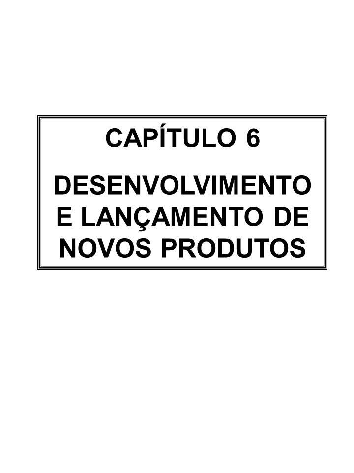 DESENVOLVIMENTO E LANÇAMENTO DE NOVOS PRODUTOS