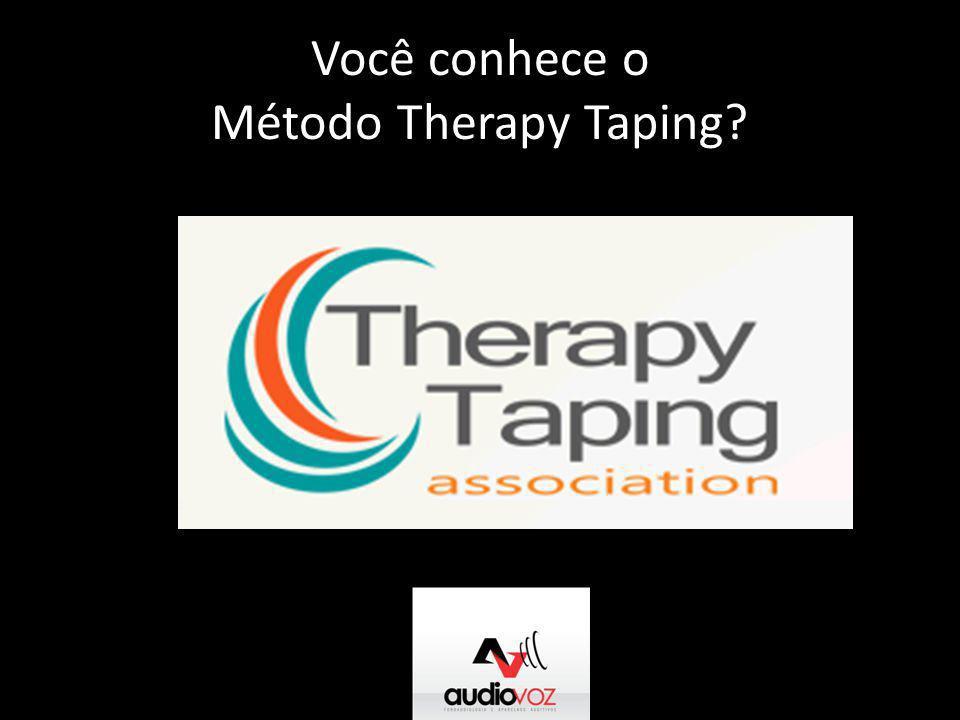 Você conhece o Método Therapy Taping