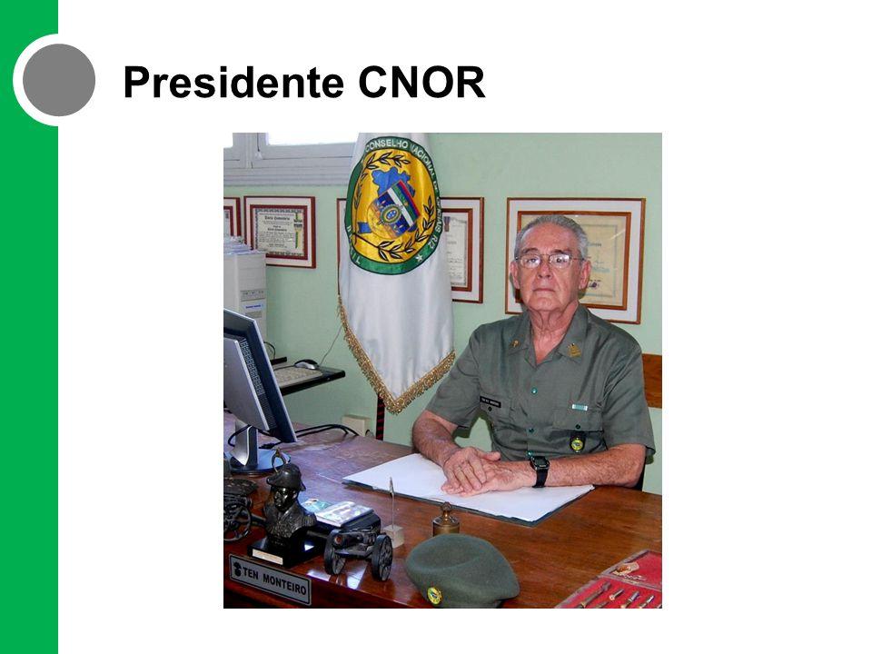 Presidente CNOR