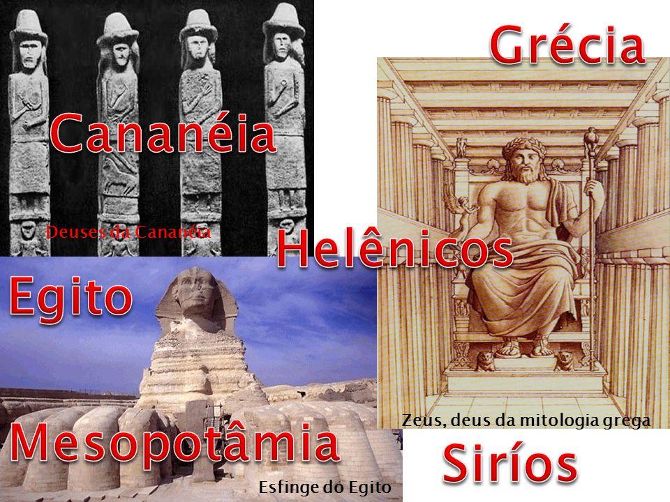 Zeus, deus da mitologia grega