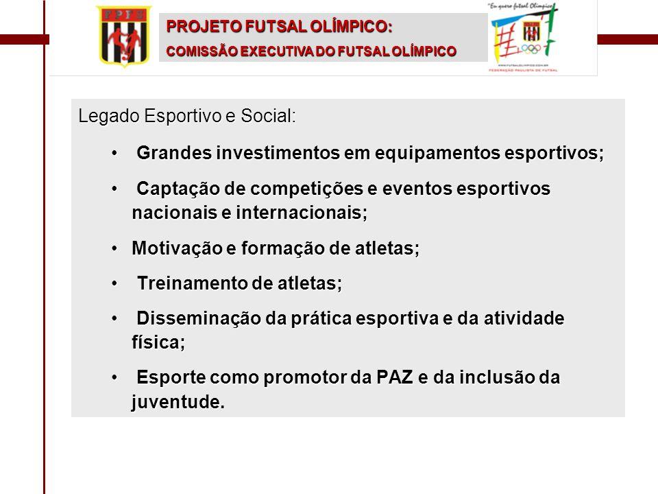 Legado Esportivo e Social: