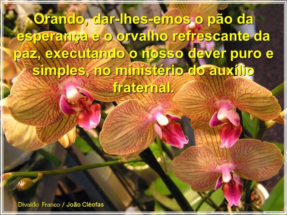 Divaldo Franco / João Cléofas