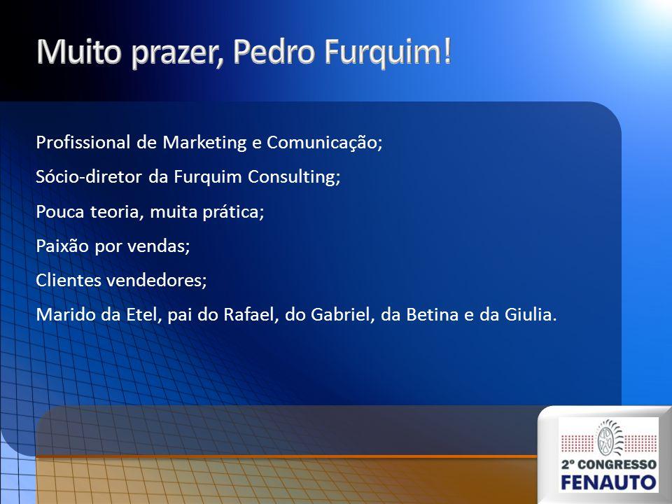 Muito prazer, Pedro Furquim!