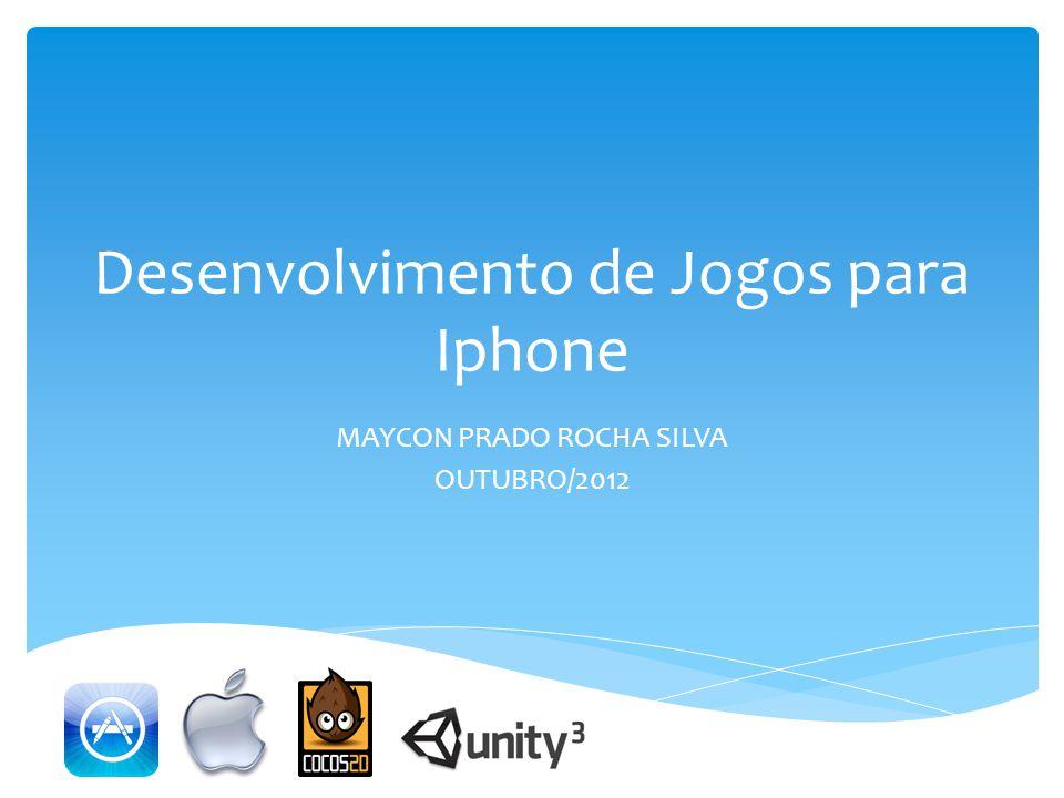 Desenvolvimento de Jogos para Iphone